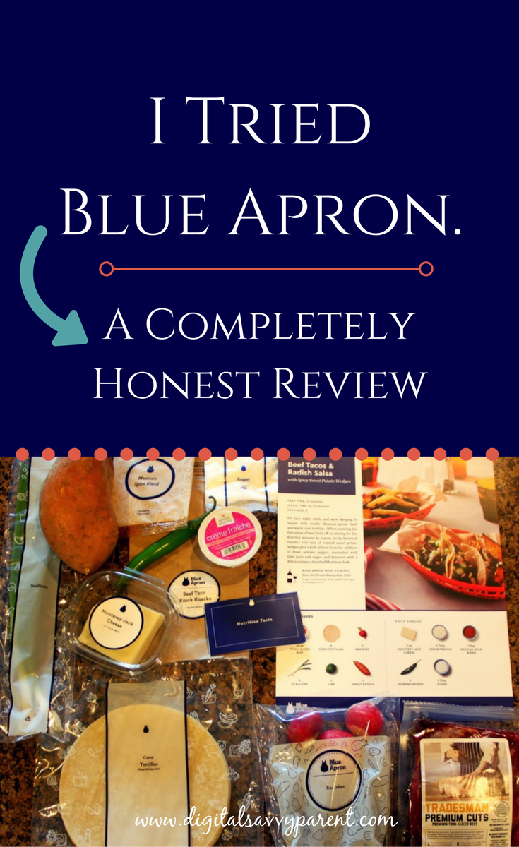 Blue apron recipe reviews - I Tried Blue Apron This Is What Happened