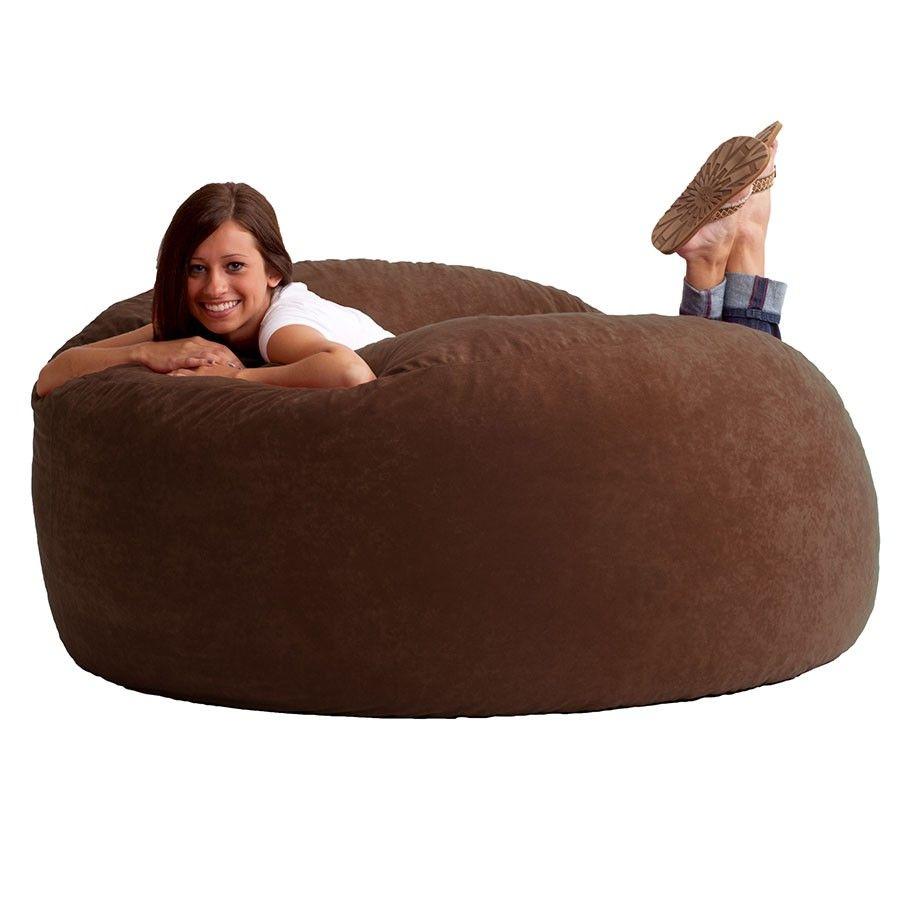 Strange 200 00 5 Fuf King Bean Bag Espresso My Home Deco Beatyapartments Chair Design Images Beatyapartmentscom