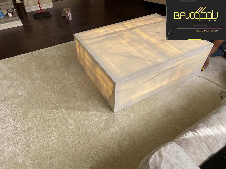 تركيب طاولات من رخام اونكس Home Decor Decor Furniture