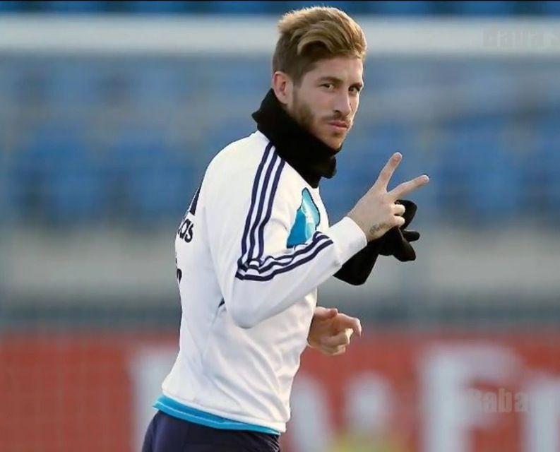 Sergio Ramos #4 #realmadrid ✌