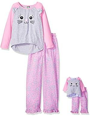 Dollie Me Little Girls Sleepwear.   Check this awesome product by going to  the link at the image. We are a participant in the Amazon Services LLC  Associates ... 95f915189