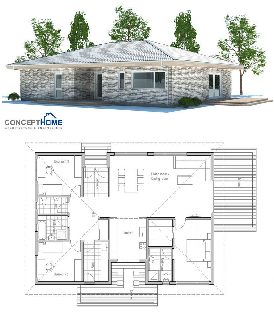 Projeto deCasa | дом | Pinterest | House and Future