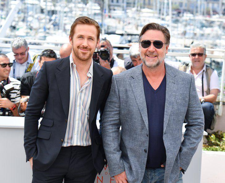 Pin for Later: Ryan Gosling Enflamme le Festival de Cannes