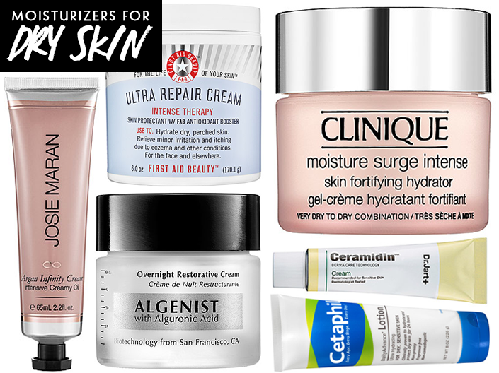 Dry Skin The Best Face Creams To Moisturize Your Face Face Cream Best Moisturizer For Sensitive Skin Face Cream Dry Skin