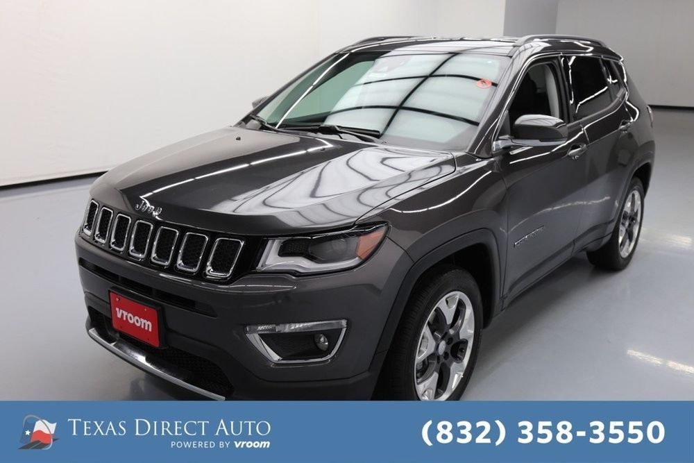 For Sale 2018 Jeep Compass Limited Texas Direct Auto 2018