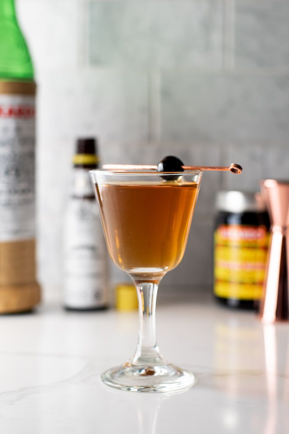 Photo of Brooklyn Cocktail Recipe