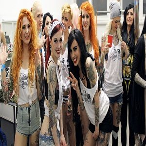 Istanbul Tattoo Convention 2014