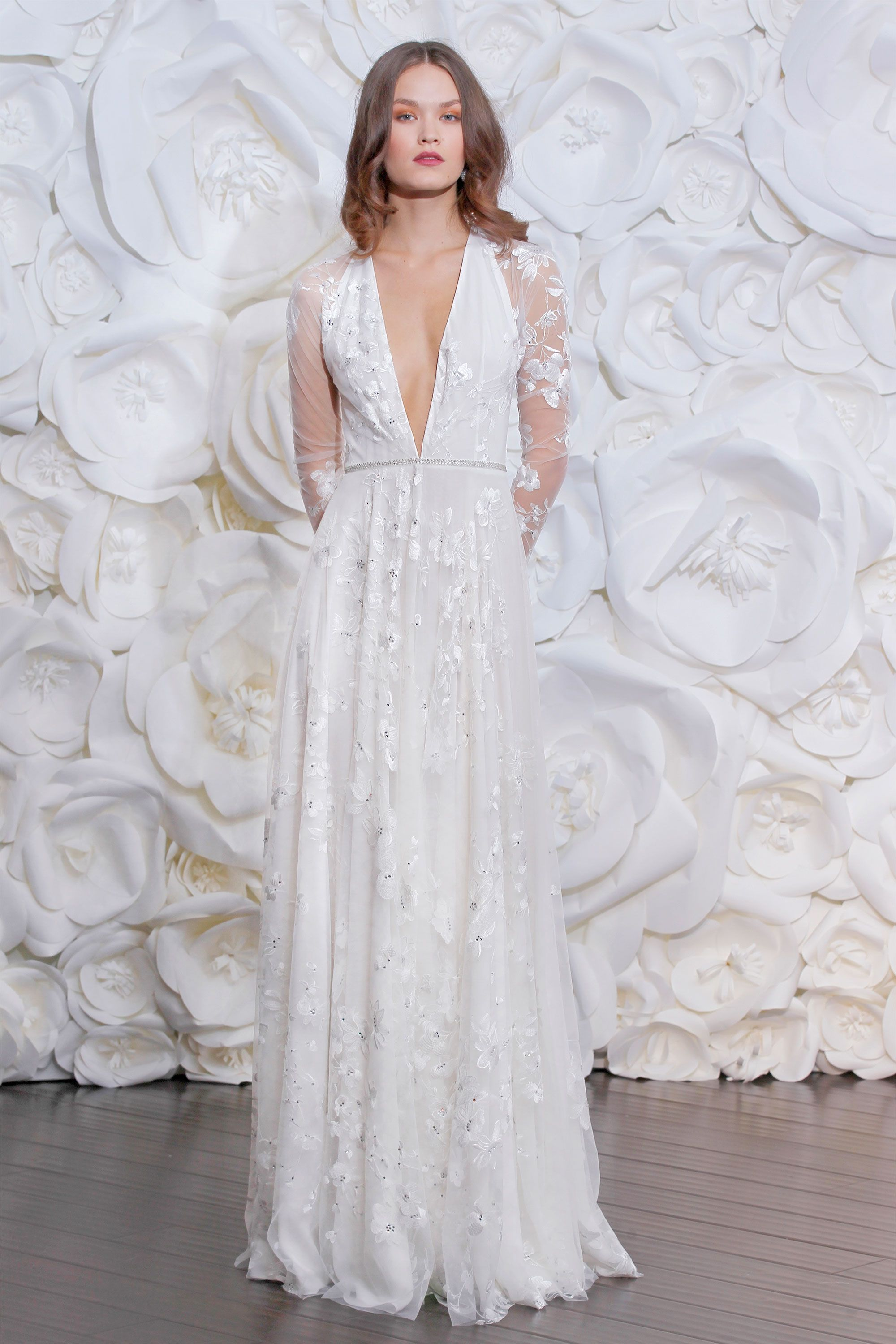 Best in fall bridal lela rose naeem khan wedding