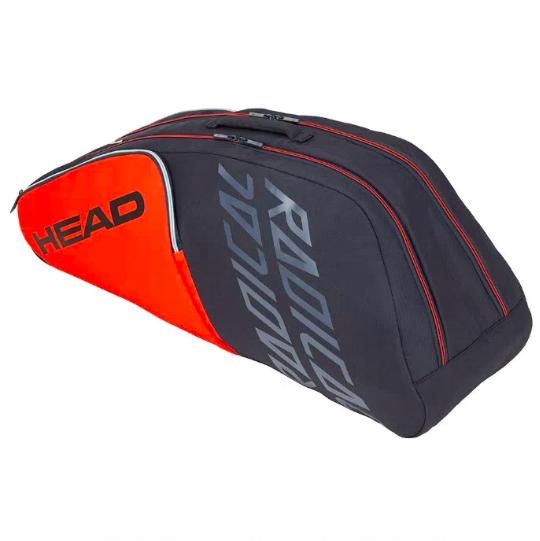 New Tennis Bags From Head In 2020 Tennis Bag Orange Bag Tennis Bags