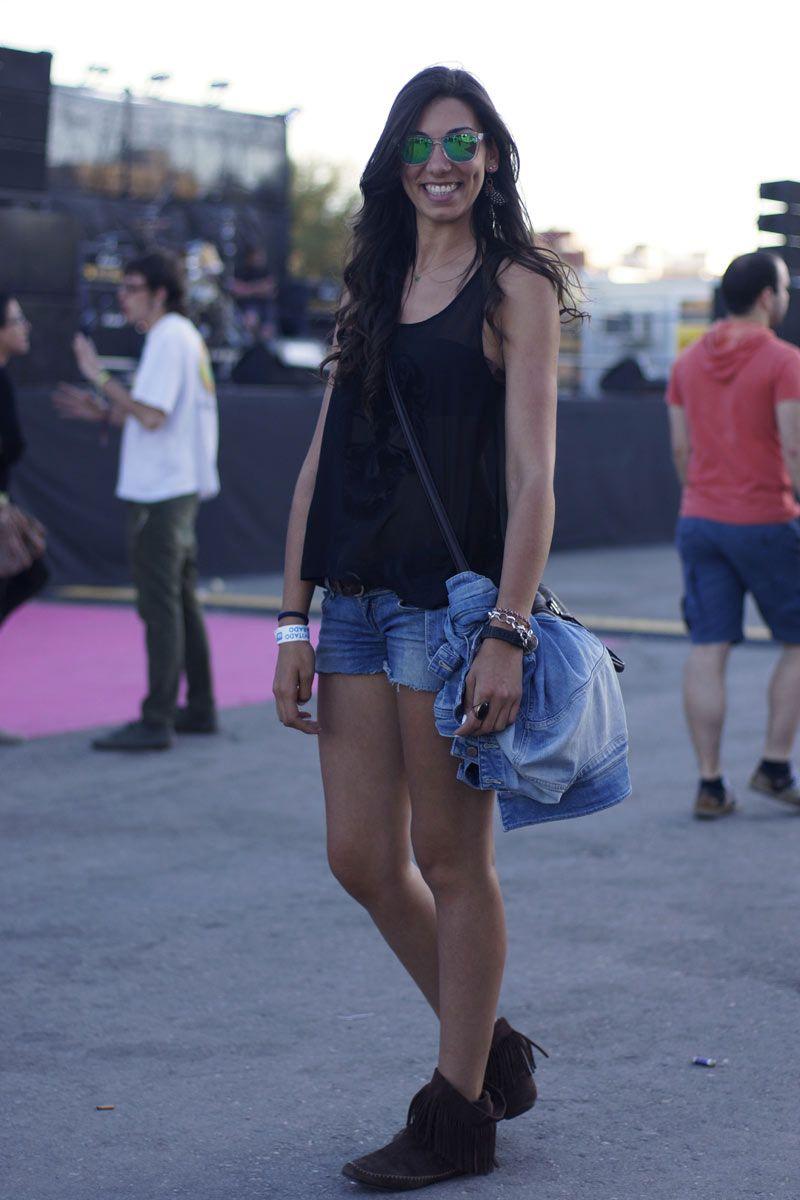 #Streetstyle en el #SOS48 © Amelia García