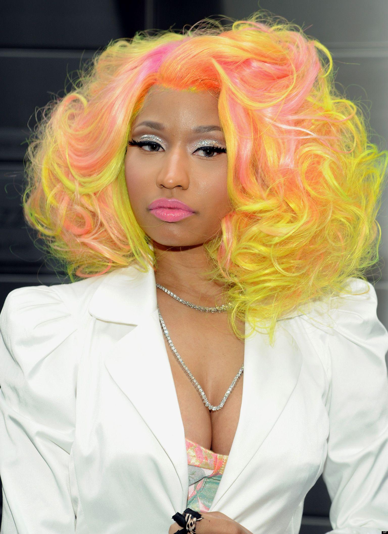 Superb 17 Best Images About Nicki Minaj On Pinterest Funky Bob Short Hairstyles For Black Women Fulllsitofus