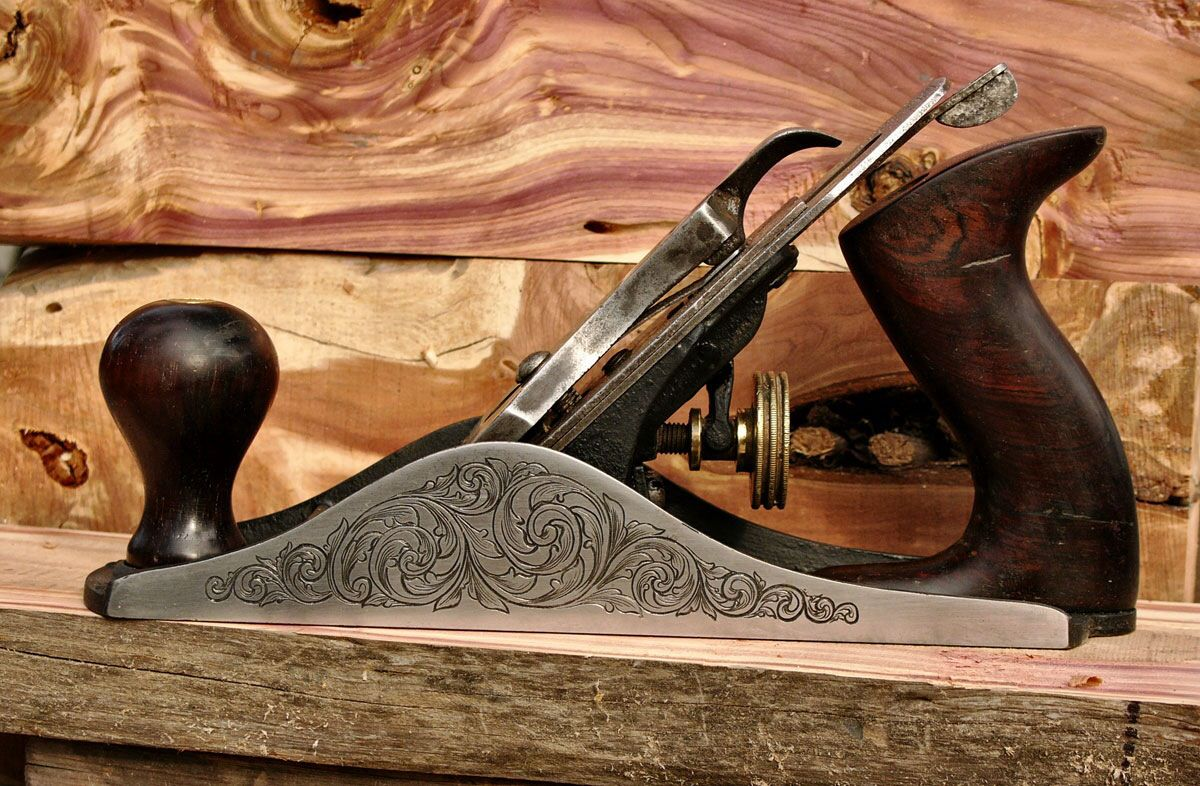 Engraved tools vintage hand tools cool tools