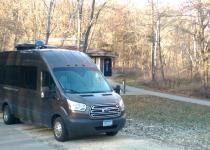 Ford Transit Camper Van 2016 350 HD Duelly