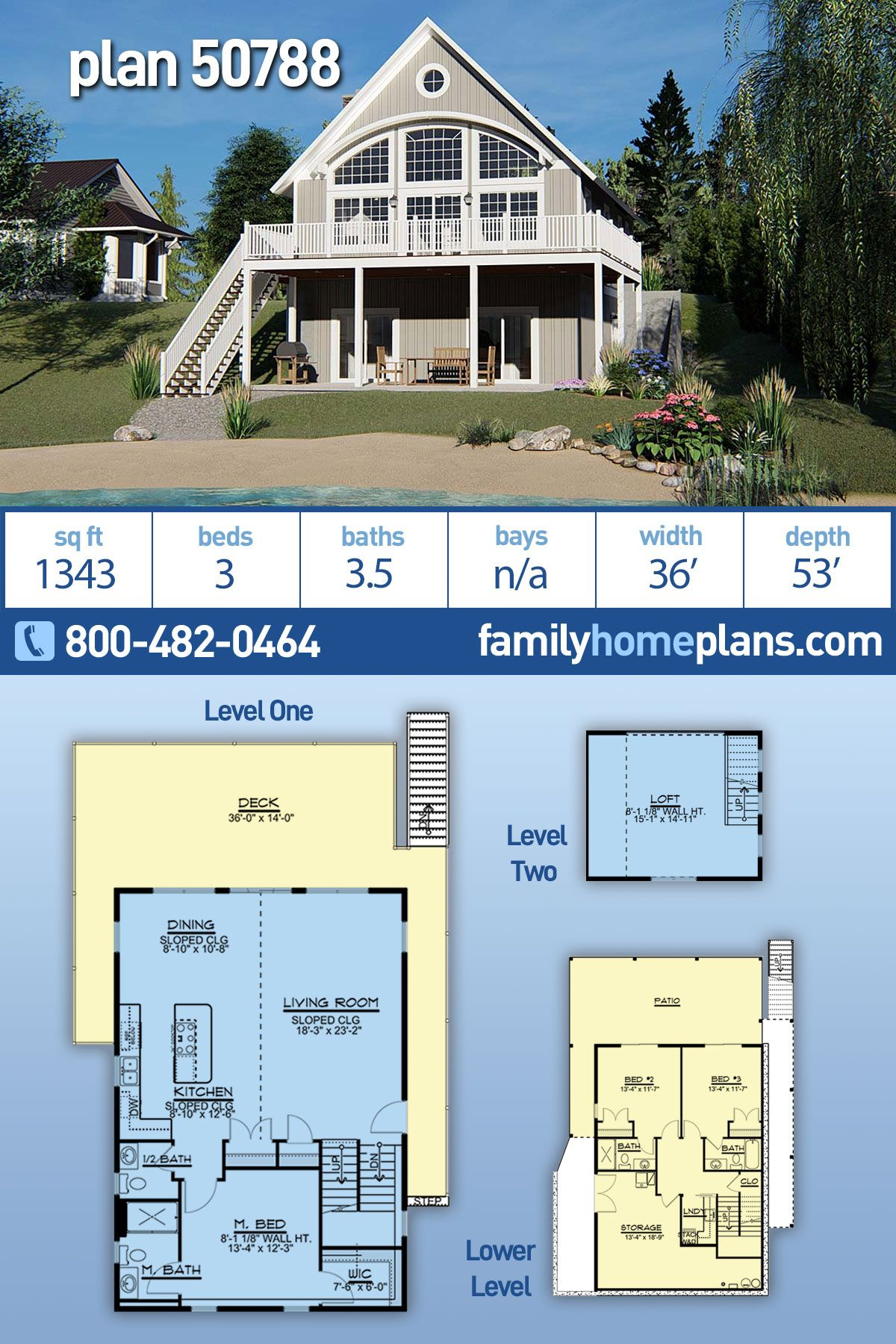 Pin On Hillside Home Plans Sloping Lot Designs