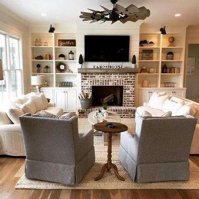 Photo of +33 La trappola delle idee di soggiorno con camino organizza la disposizione dei mobili 40 – apikhome.co …