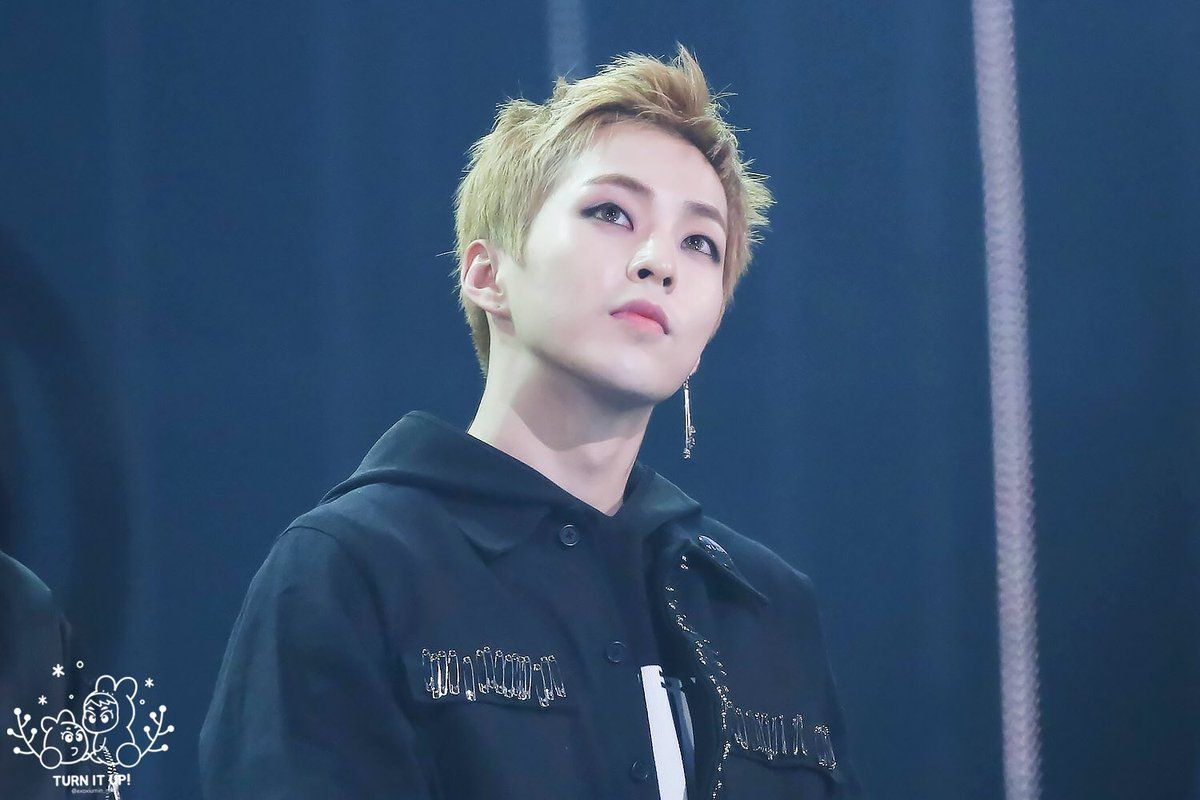 #XIUMIN _ [HQ] 161116 Asia Artist Awards