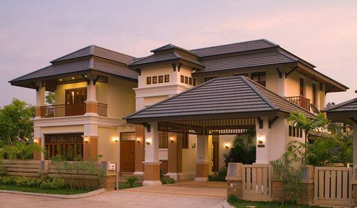 Popular Elegant Home Exterior Design Styles