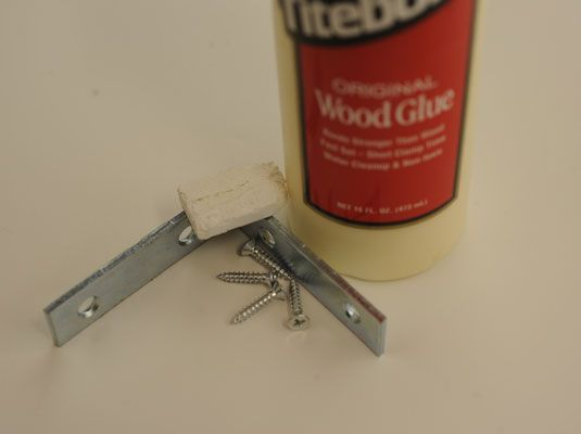 How To Fix A Squeaky Floor With A Metal Cleat For