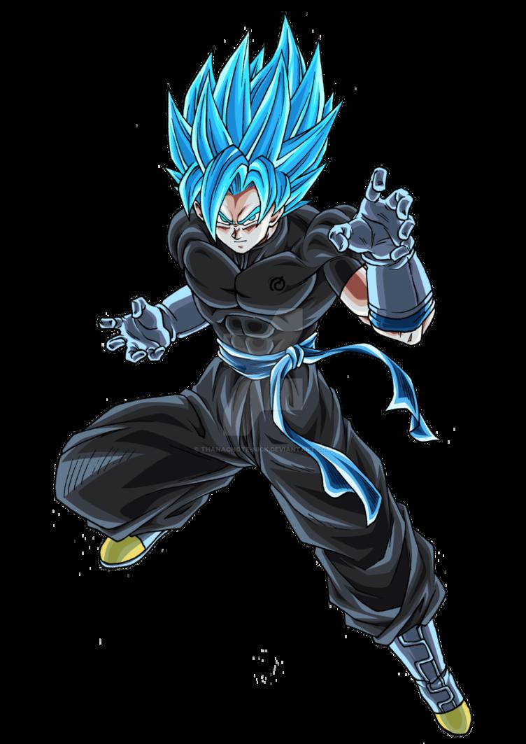 Ex Gogeta Ssb Super Dbxv2 Color 6 By Thanachote Nick Dragon Ball Artwork Anime Dragon Ball Super Dragon Ball Art