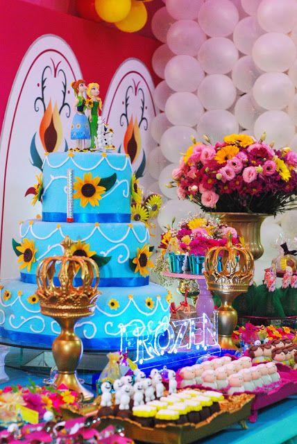 Memories Party Tema Frozen Fever adaly party Pinterest Frozen