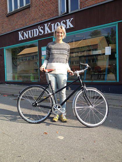 Knuds Kiosk | KNUD'S CYKLER