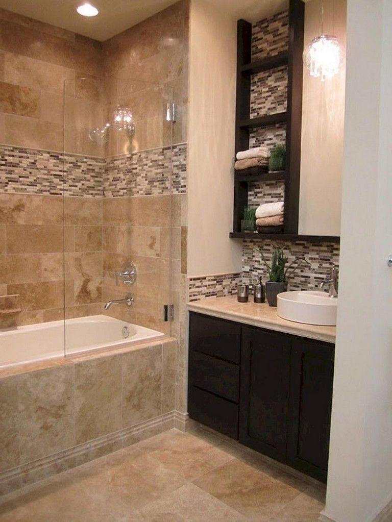 71+ Awesome fresh Master Bathroom Remodel Ideas On a ...