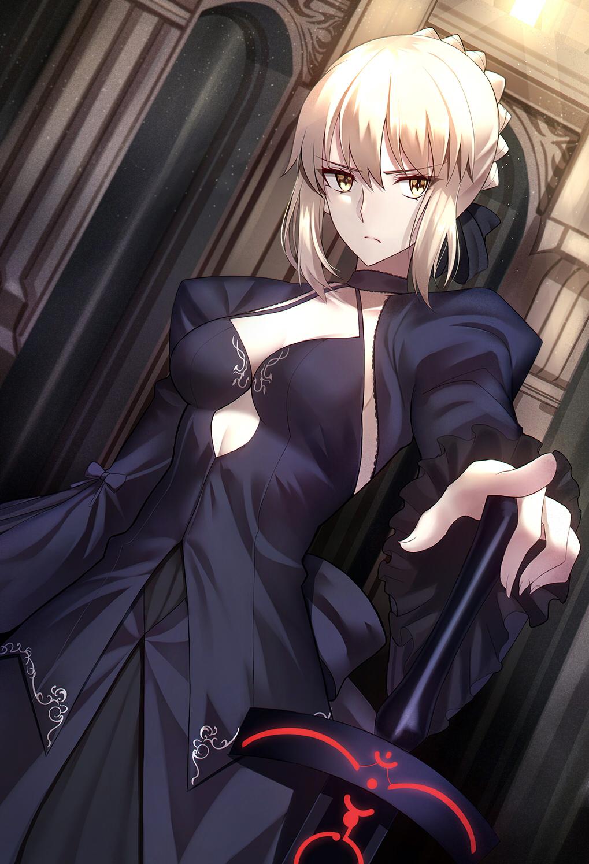 Artora Alter Saber Fate Fate anime series, Fate stay