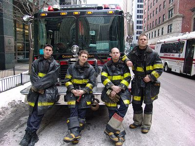Chicago Fire Department Squad 1 Chicago Fire Department Fire