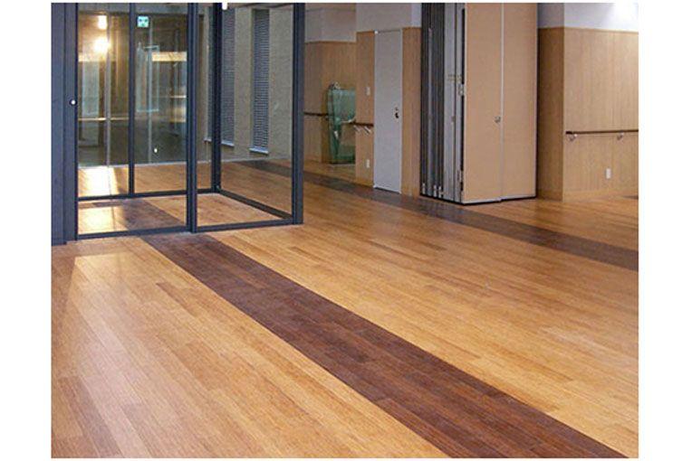 Photo of HAGS フローリング -Bamboo Floor-
