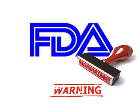 FDA bans skin treatments, slaps Canadian maker with warning letter - Warning Letter