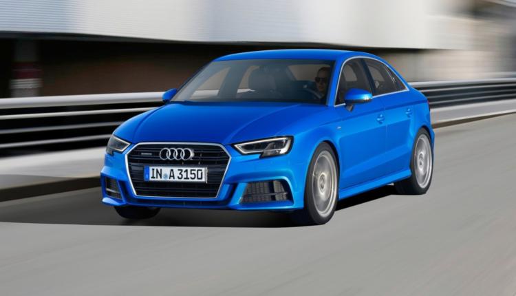2018 Audi A3 Cosmos Blue Audi Audi Audi A3 Bmw