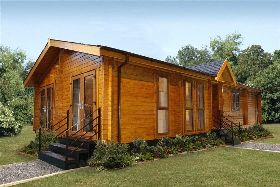 Tingdene Woodland Retreat Campings in 2019 Log cabin