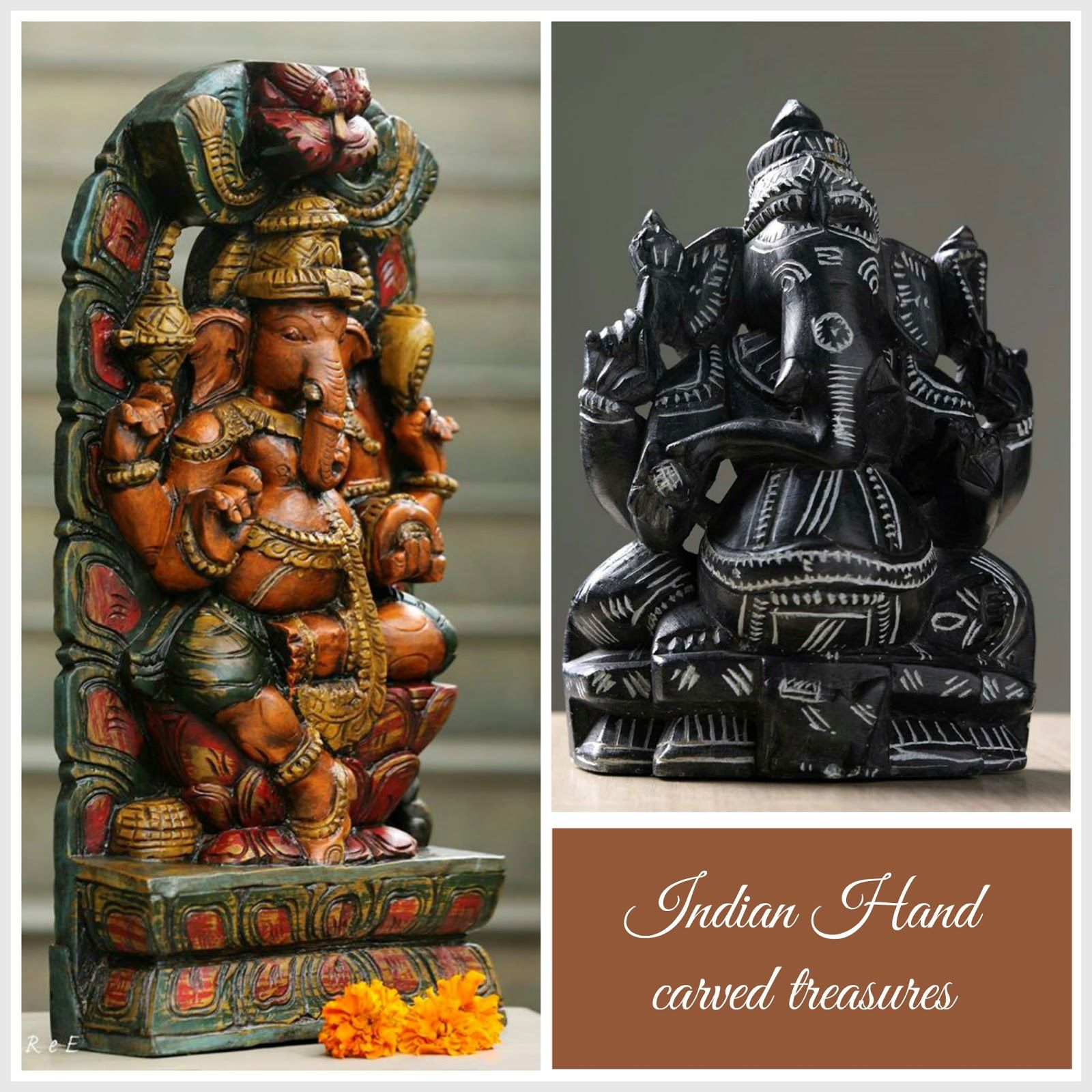 treasures from the online store kedgree | indian festive decor