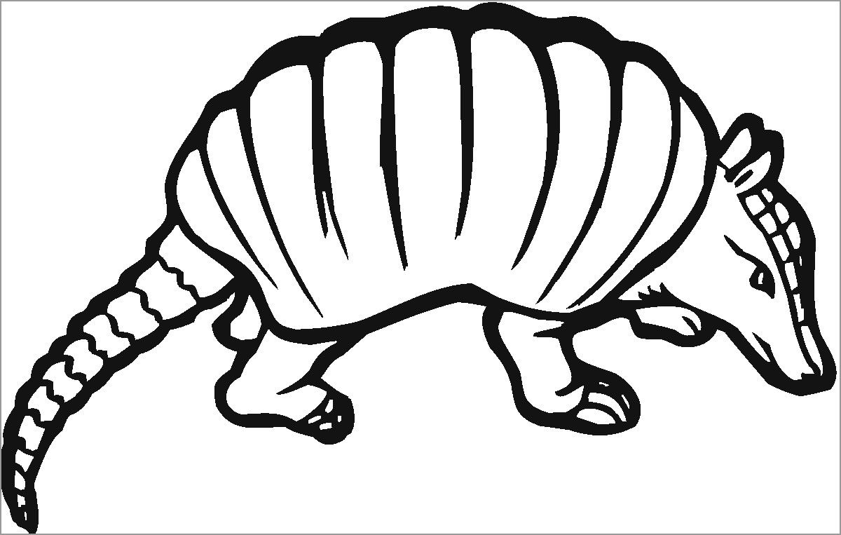 Armadillo Coloring Pages Best Coloring Pages For Kids In 2021 Cute Coloring Pages Coloring Pages Animal Coloring Pages