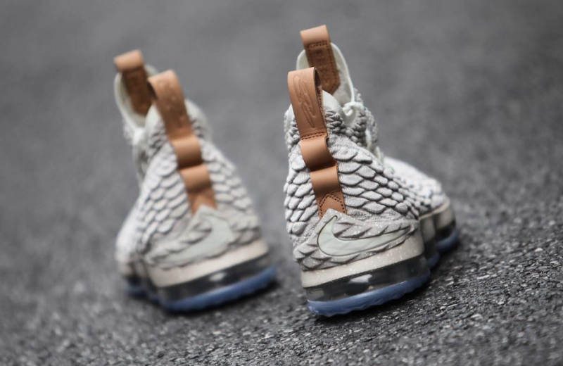e71ad54576608 Buy Nike LeBron 15 Ghost Sneakers + Review
