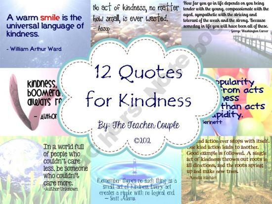 12 Quotes For Kindness Kindness Quotes Wise Words Quotes Encouragement Quotes