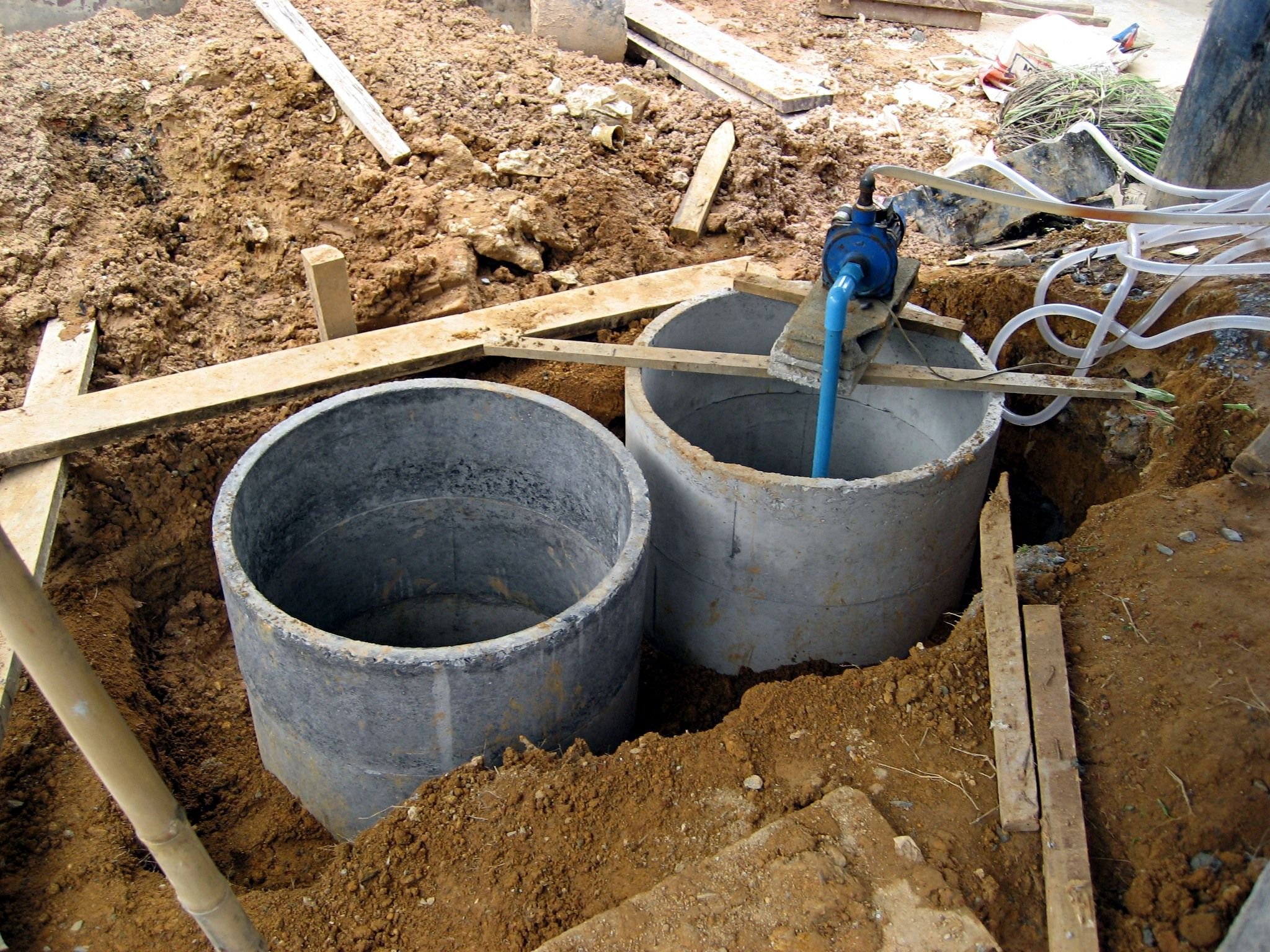 4 Main Elements of Septic System Parts Septic tank