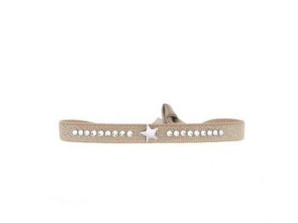 Les interchangeables Bracelet. Made with couture quality stretchable ribbon and SWAROVSKI® ELEMENTS, these bracelets can be worn anywhere, all the ti...
