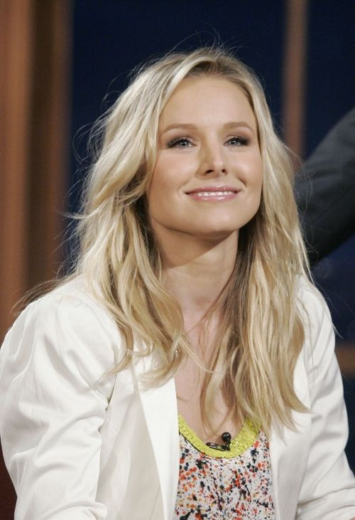 Kristen Bell - Talented actress and HUGE supporter of equal marriage ...