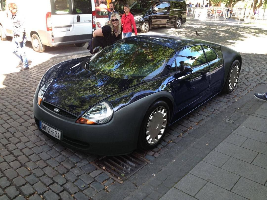 Did See This The Other Week Bukatti Veyron And It Made Us