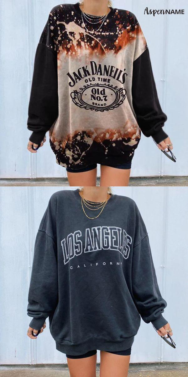 Women's Fashion Sweatshirts