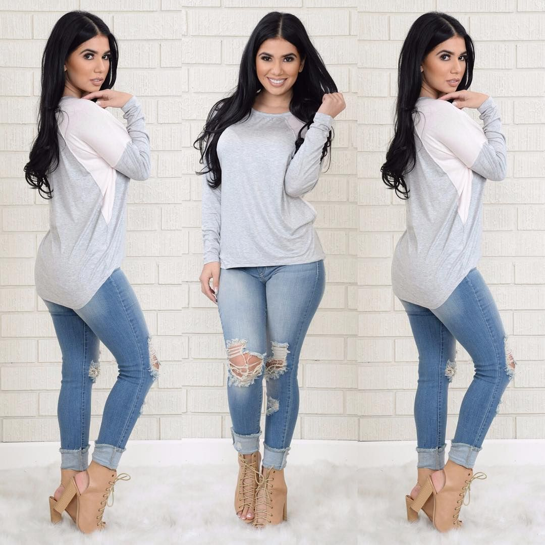"""❤️OVER 250 NEW ARRIVALS❤️ Search: """"Courtside Tee"""" Search: """"At Ease Jegging"""" Search: """"Gossip"""" Heels ✨www.FashionNova.com✨"""