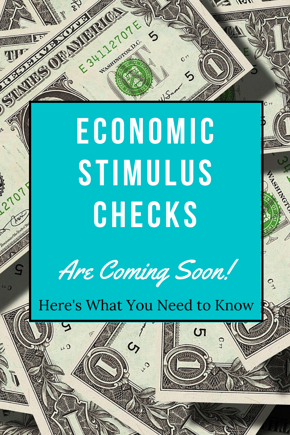 Economic Stimulus Checks are coming soon. When will you