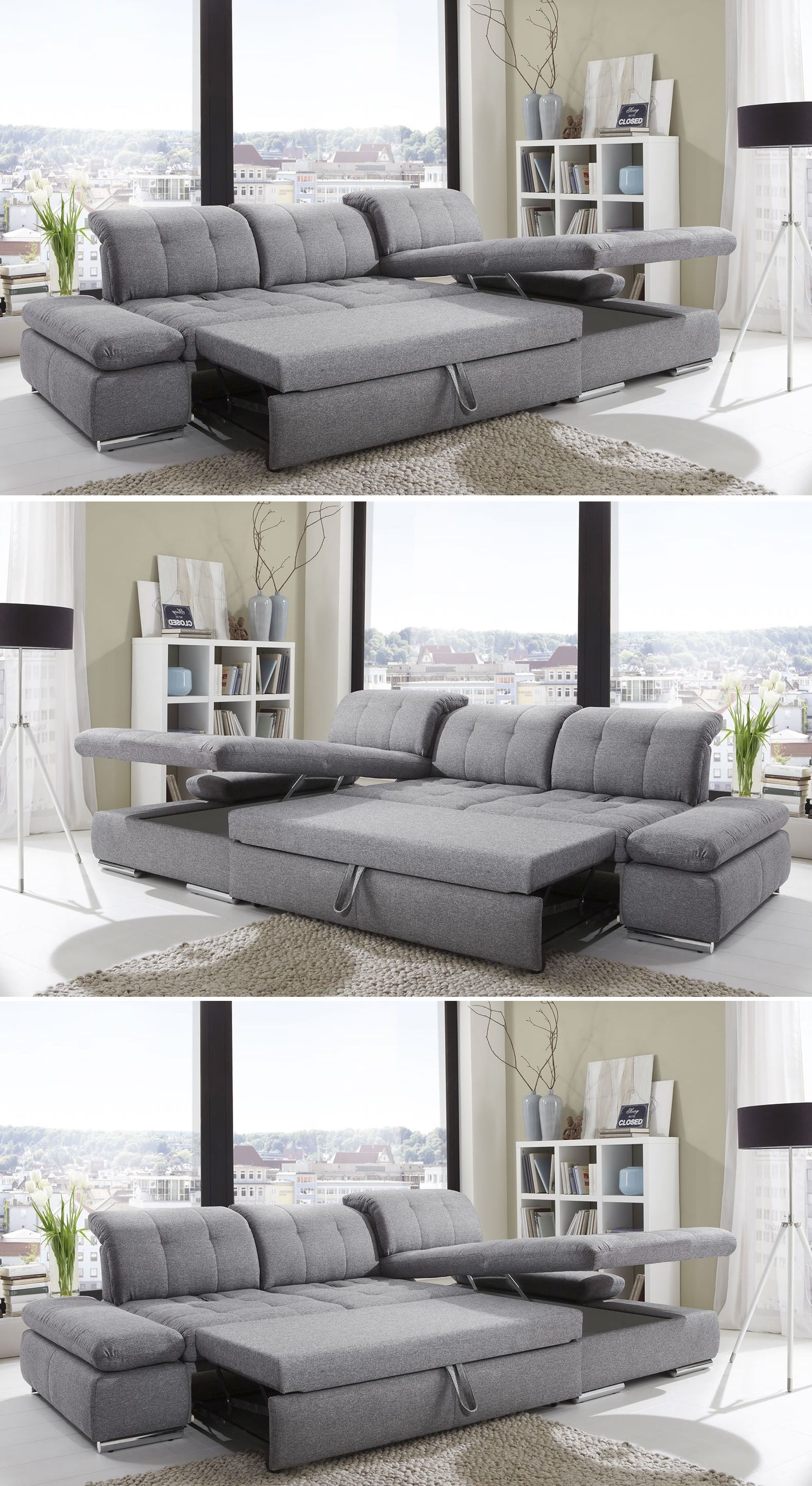 Sleeper Sofa Designs, Trends and Ideas 2019 / 2020 ...