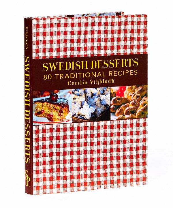 Look at this Swedish Deserts Cookbook on #zulily today!