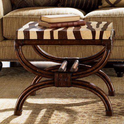 Royal Kahala Striped Delight Coffee Table   - Modern living -