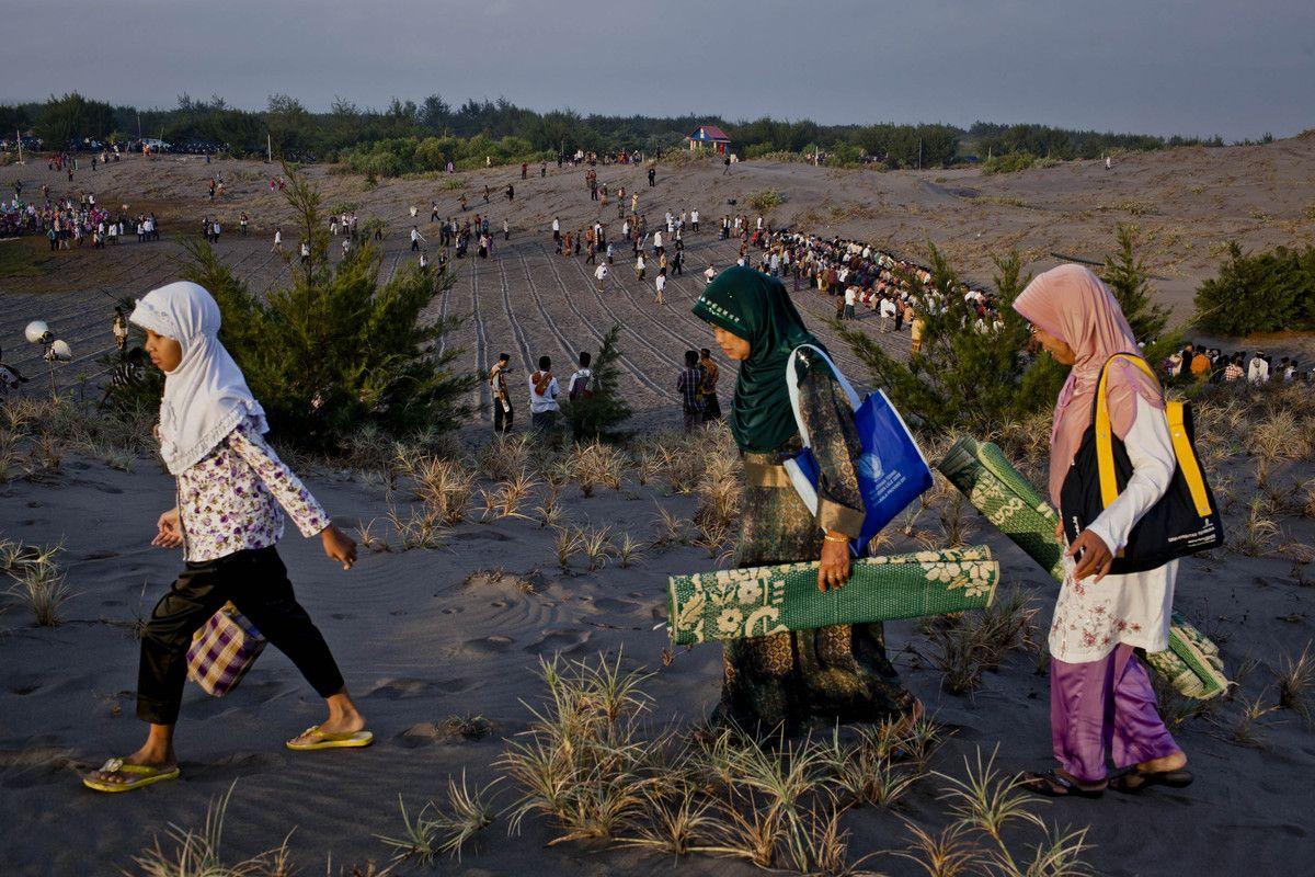 Индонезийский фотограф Teuku Jody Zulkarnaen