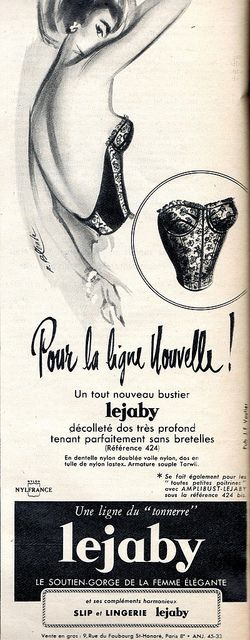 get inspired by this 1950 ad