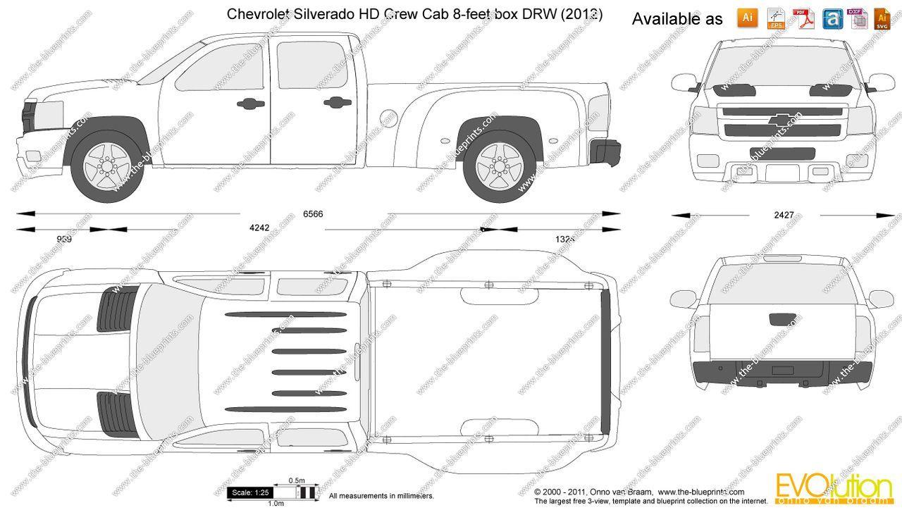 2009 Chevy Silverado Truck Bed Dimensions Silverado
