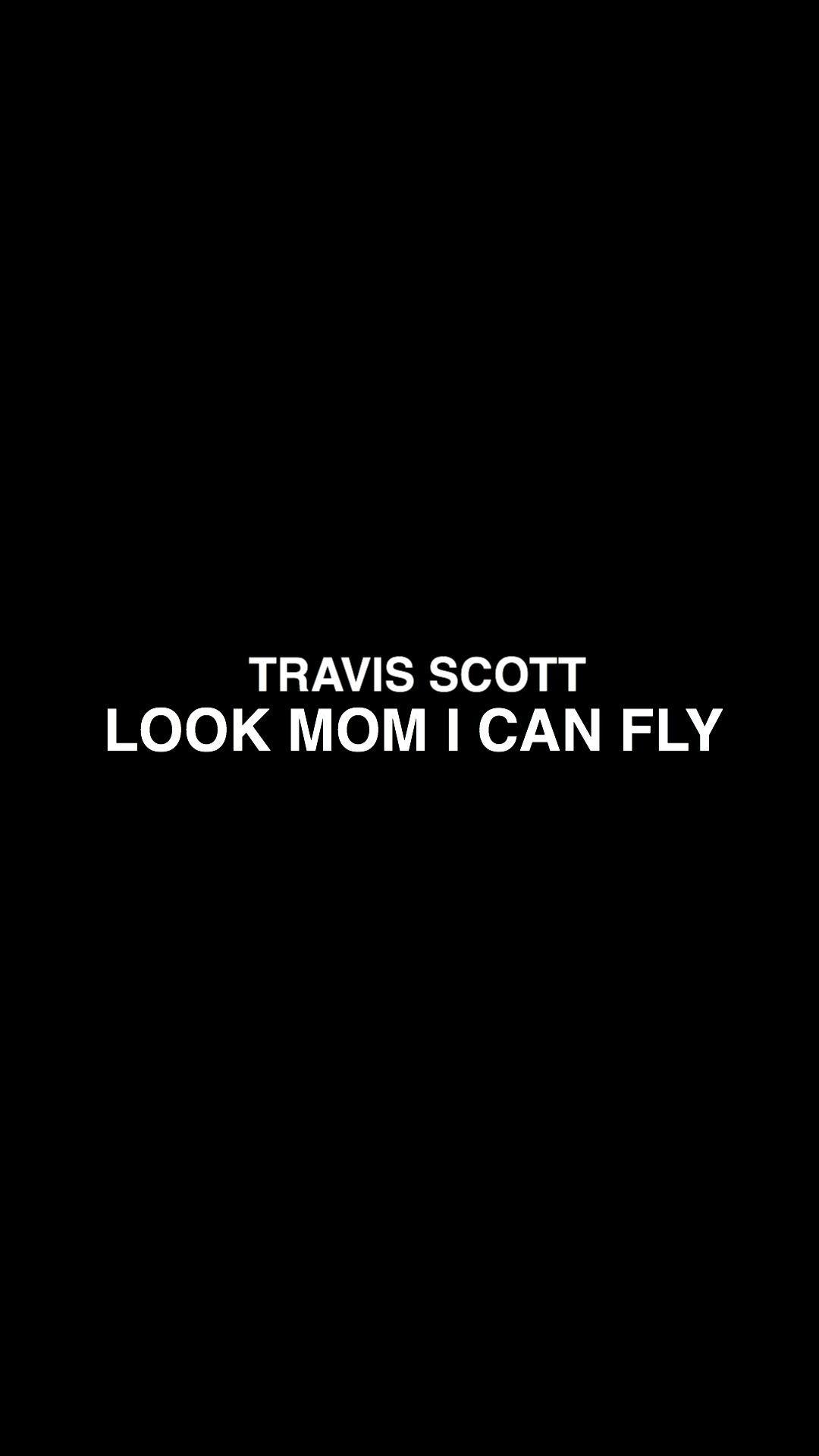 Travis Scott, Look mom I can Fly wallpaper #travisscottwallpapers Travis Scott wallpaper #travisscottwallpapers